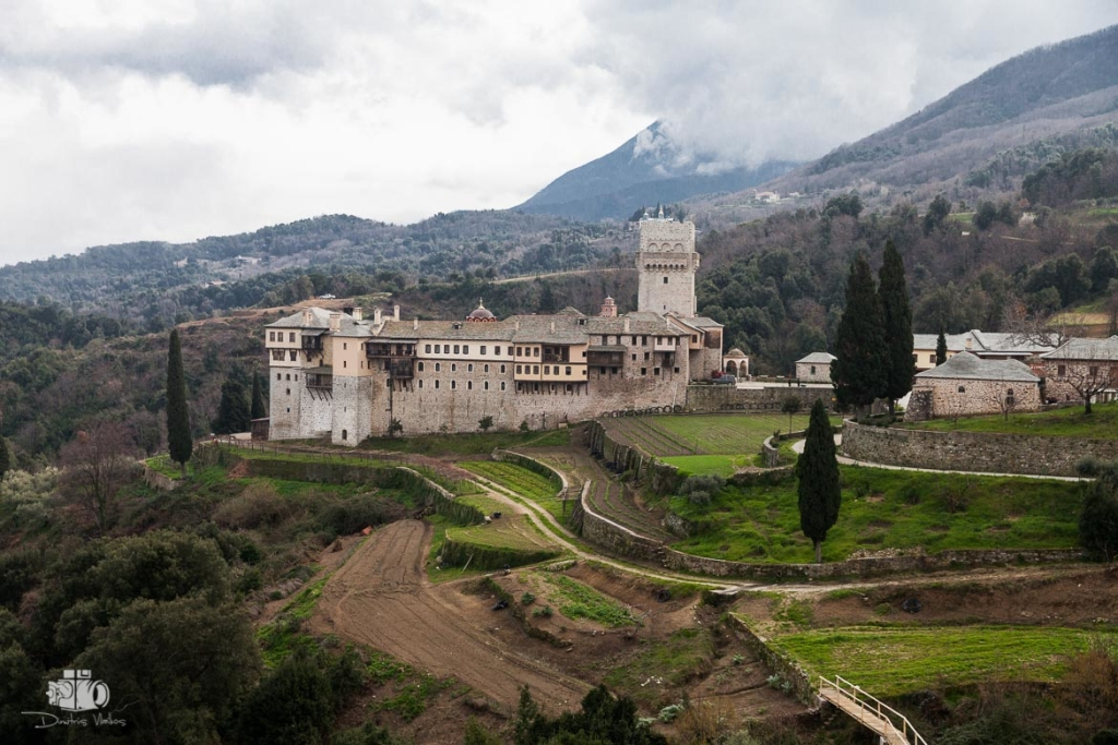 The Monks and Cuisine of Mount Athos