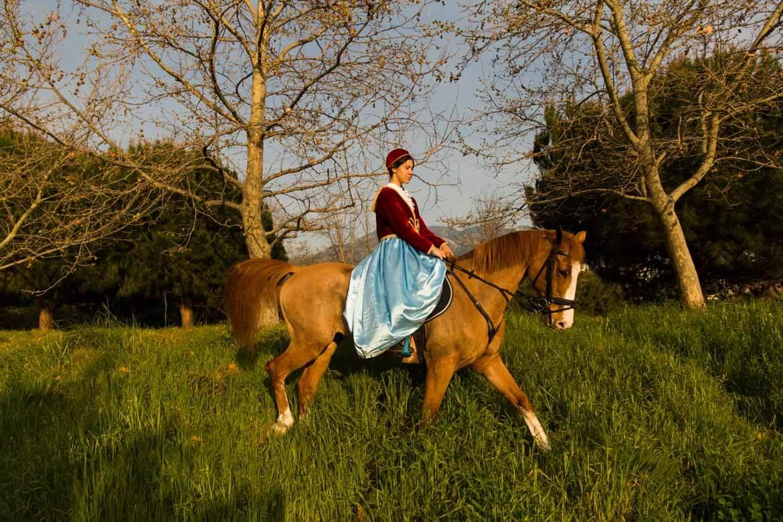Messenia_horse_girl_by_portrait_photographer_athens_greece_advertising_commercial_headshot_Dimitris_Vlaikos