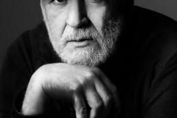 Vasilis Artikos portrait studio headshot
