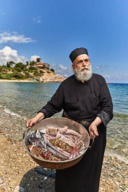 Epifanios_mount_athos_monachos_agio_oros_chef_Portrait_Photographer_food photography